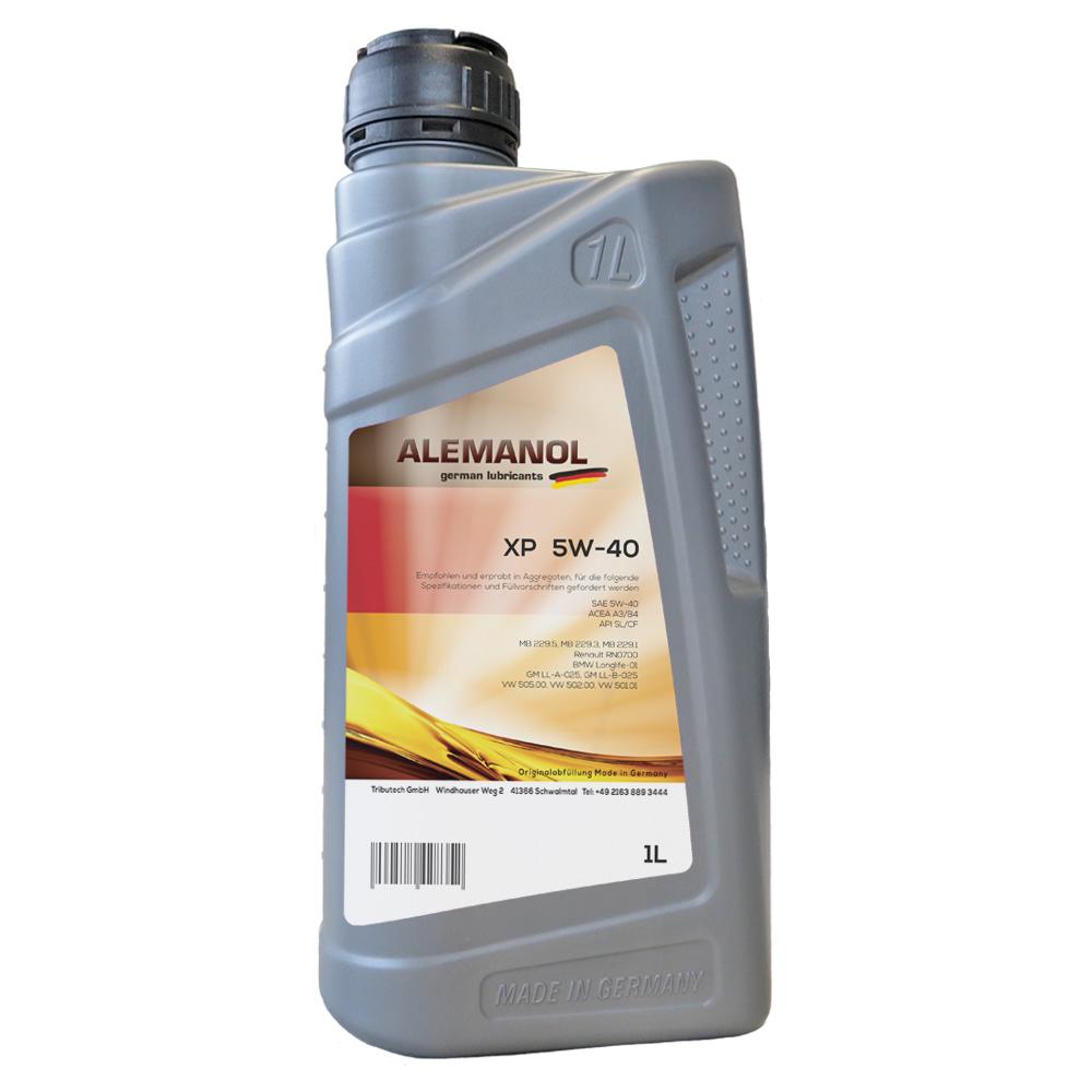ALEMANOL XP 5W-40
