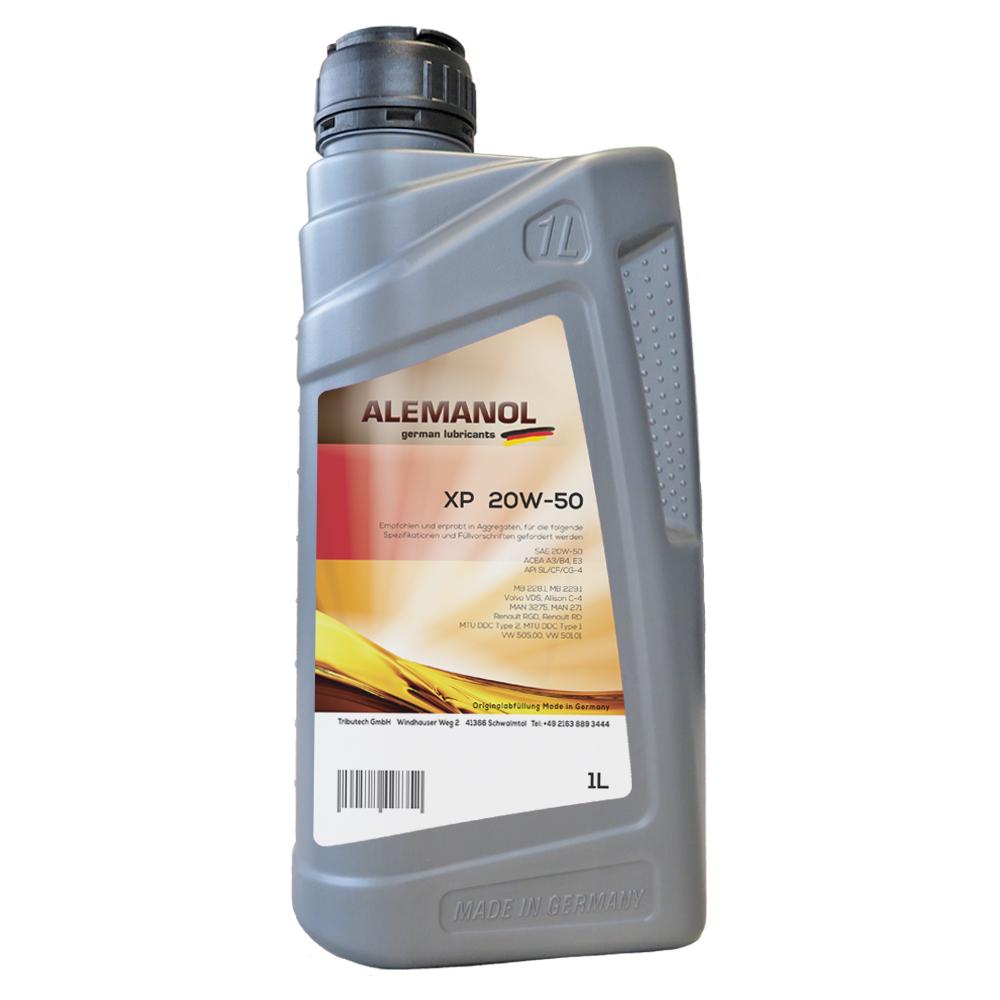 ALEMANOL XP 20W-50
